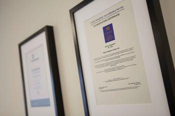 2 - UKAS accreditation
